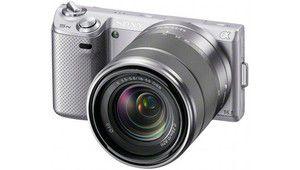 Sony NEX-5N : écran tactile