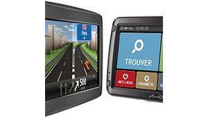Duel GPS : Garmin nüvi 2595LMT vs TomTom GO LIVE 825