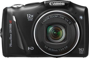 Canon PowerShot SX150IS