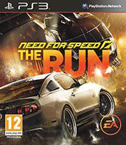 Need for Speed The Run PS3 180px