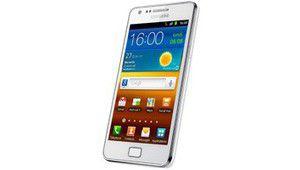 Mise à jour du test Samsung Galaxy S II : en blanc et en mieux