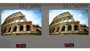 Samsung présente des dalles PLS 10,1'' de 2560x1600 pixels