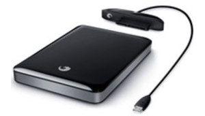 Test disque dur externe : Seagate GoFlex Pro 750 Go