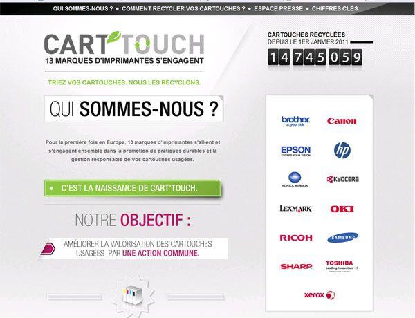 Cart'touch