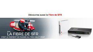La Fibre de SFR débarque dans 4 nouvelles villes
