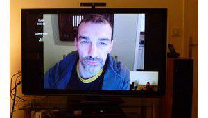 Skype sur un téléviseur?!? Leur avis...