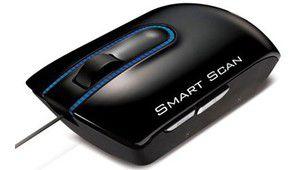En test : après la souris calculatrice, la souris scanner