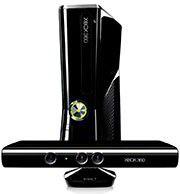 XBOX 360 Slim Kinect