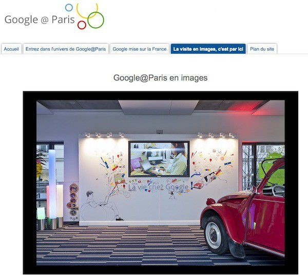 GoogleA Paris