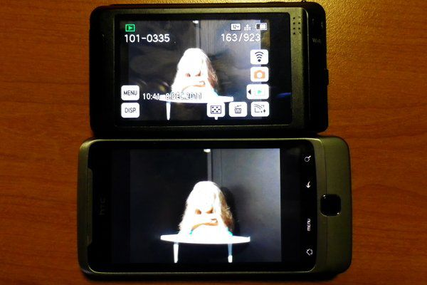 FX90 wifi barbies apn smartphone
