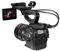 Canon c300 test