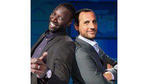 Omar et Fred dans World Wide Web, le JT du Web par Microsoft