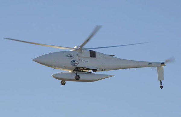 test nano drone