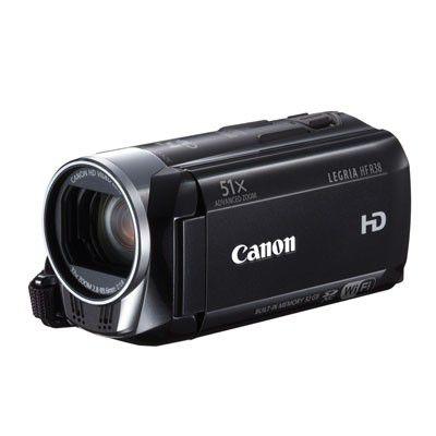 Canon HF R38 400