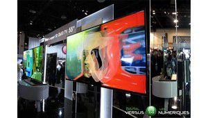 TV WOLED : LG lance la production en juillet