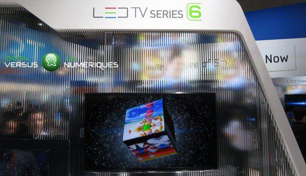 TV SAMSUNG es6500