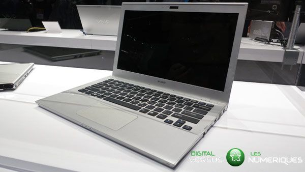 Ultrabook intel sony