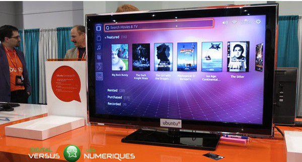 Tv ubuntu