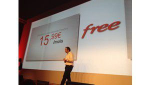 Free Mobile : 39 % des Français préfèrent