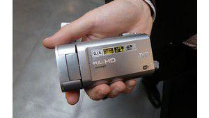CES 2012 : JVC sort le caméscope WiFi de vidéo-surveillance