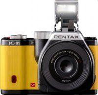 Pentax K 01 jaune 200