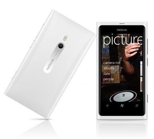 Lumia 800 Blanc
