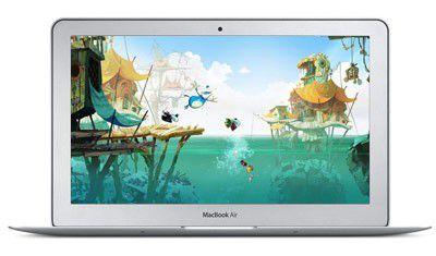Apple macbook air 11 soldes