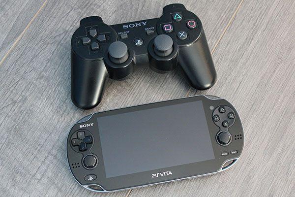 PS Vita vs DualShock 3
