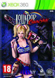 Lollipop Chainsaw XBOX 360