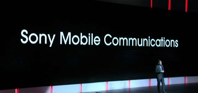 Sony mobile communications(1)