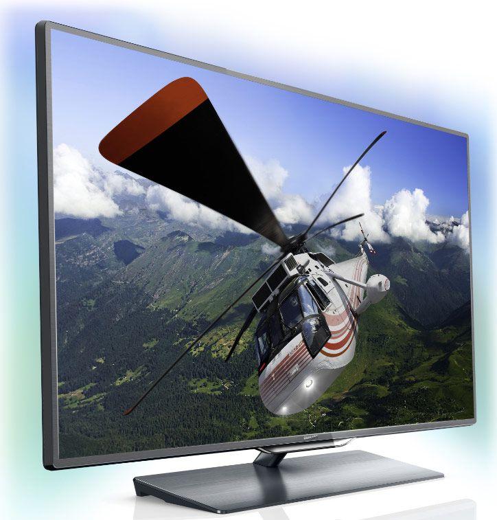 gamme tv philips 2012 les 55 pouces 140 cm les num riques. Black Bedroom Furniture Sets. Home Design Ideas