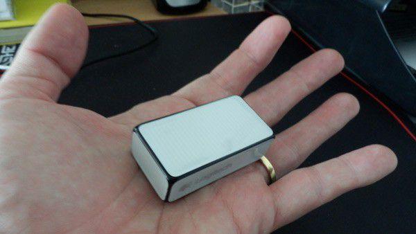 Logitech cube