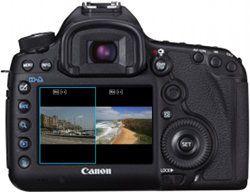 Canon EOS 5D comparaison images cote a cote