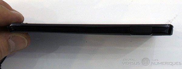 fujitsu arrows es profil