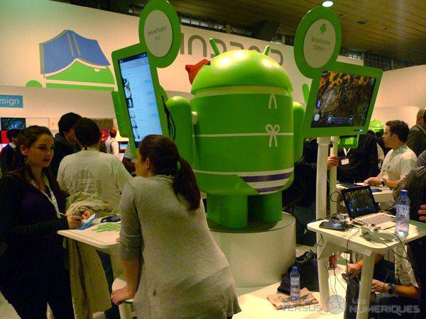 Android bikini