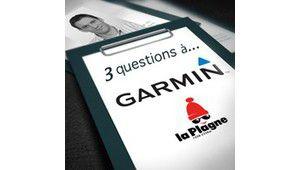 3 questions à... Garmin, partenaire de La Plagne