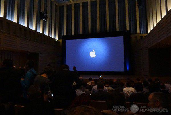 Apple debut