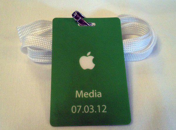 Apple ipad3 media