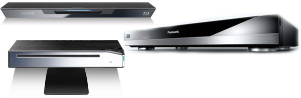panasonic blu-ray 2012