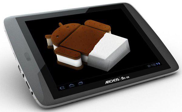 Archos g9 ice cream sandwich