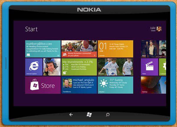 nokia windows 8