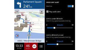 Une bonne mise à jour pour Nokia Drive et Nokia Maps !