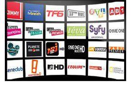 chaînes TV numericable