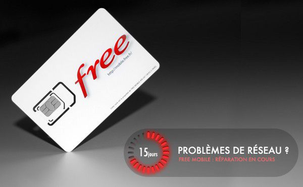 FREEMOBILE 15JOURS