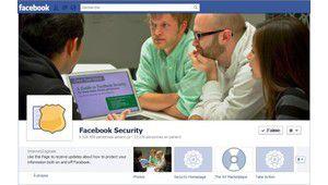 Facebook s'associe avec des éditeurs d'antivirus