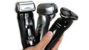 Comparatif rasoirs électriques : faites votre choix selon vos critères