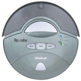 Premier robot aspirateur irobot roomba floorvac