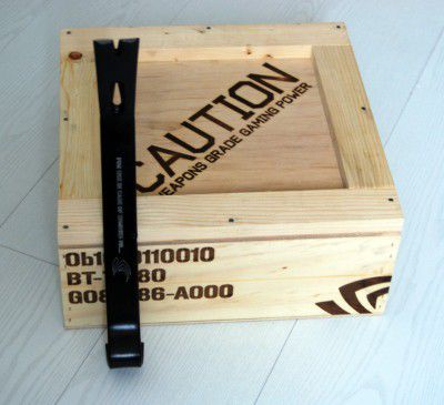 Mini nvidia geforce gtx 690 unboxing 1