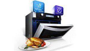 Four intelligent : temps de cuisson adapté à l'aliment et à son poids