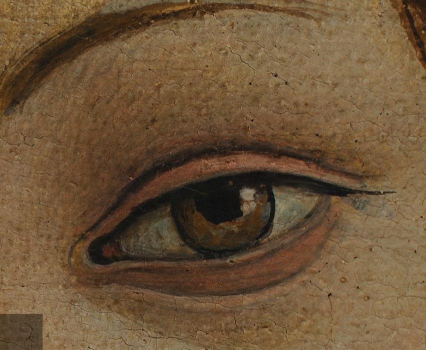 Oeil naissance de venus